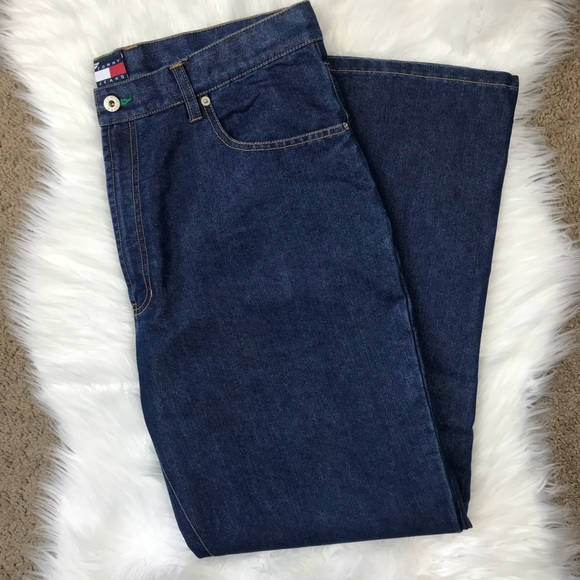 7ad6c509 Tommy Hilfiger Jeans | Relaxed Fit Size 3632 | Poshmark